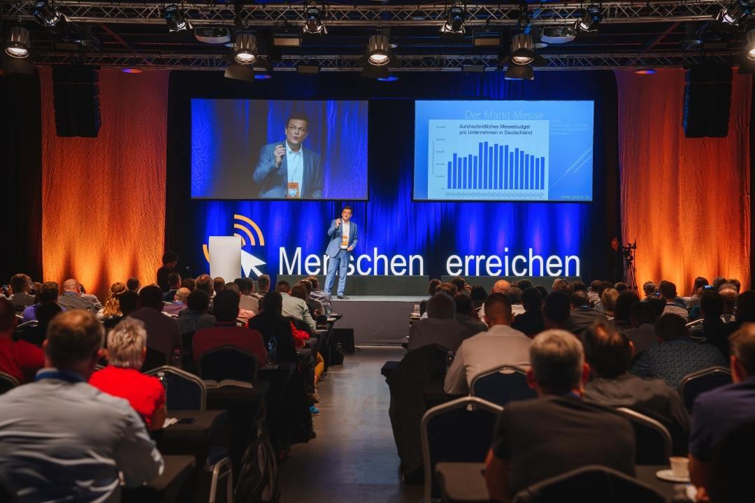 Vortrag Messe